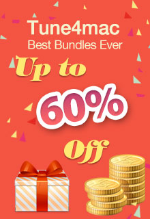 Tune4mac best bundles promotion banner