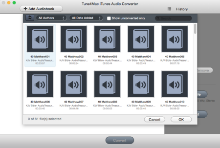 tune4mac audiobook converter