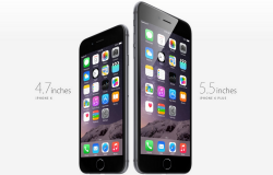 4.7-inch iPhone 6 and 5.5-inch 6 Plus