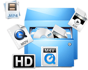 Convert iTunes M4V video to MP4, M4V to MOV, M4V to MP3