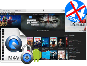 iTunes M4V Converter Plus Windows
