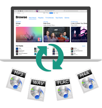 iTunes Apple Music Converter