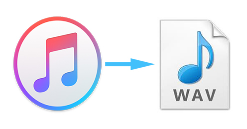 iTunes Music to WAV