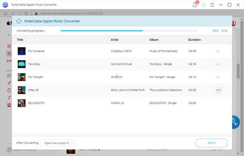Converting iTunes Music to MP3