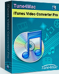iTunes Video Converter for Mac, Mac M4V Converter
