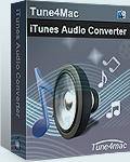 Tune4mac iTunes Audio Converter