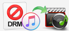 drm itunes video converter for Mac