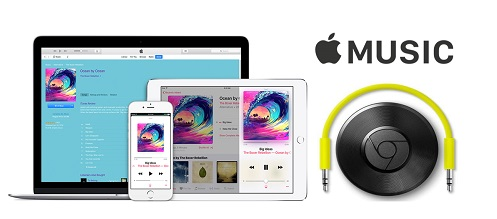 Play Apple Music on Chromecast