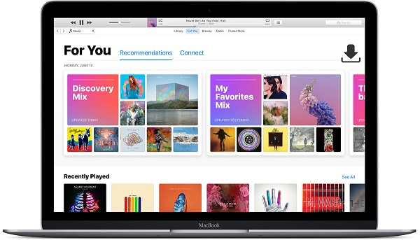 Apple music on PC